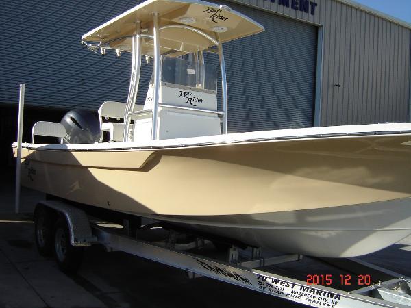 Kencraft 238 Bayrider Bay