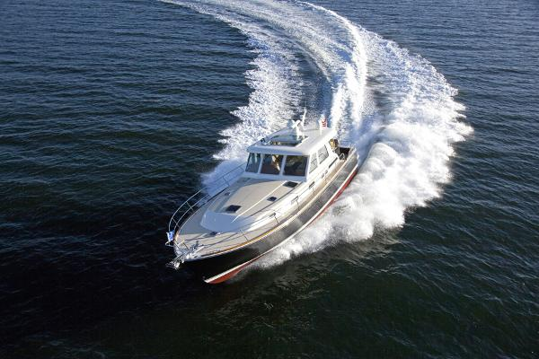 Sabre Yachts 48' Salon Express