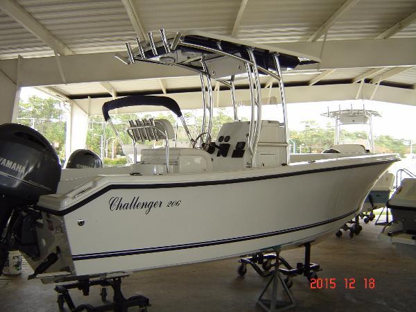 Kencraft 206 Challenger