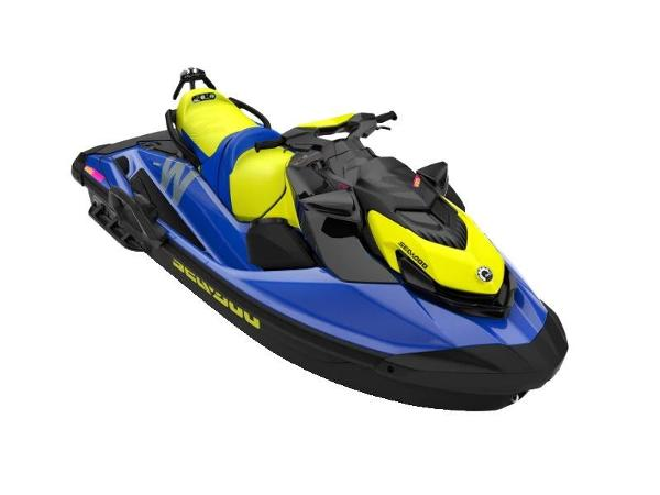 Sea-Doo Wake™ 170 IBR & Sound System