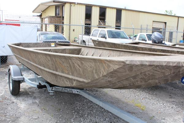 G3 Boats 1652 VBW SHADOW GRASS CAMO