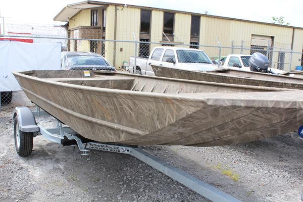 G3 Boats 1652 VBW SHADOW GRASS CAMO
