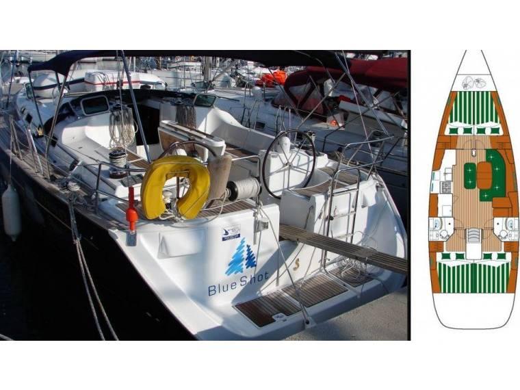Beneteau 473 Oceanis Clipper EIGNERSCHIFF