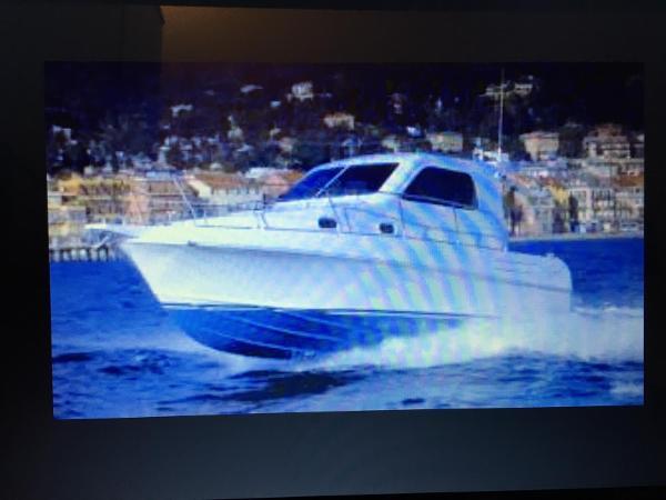 Custom Nautica Po Sea World 28 Fly