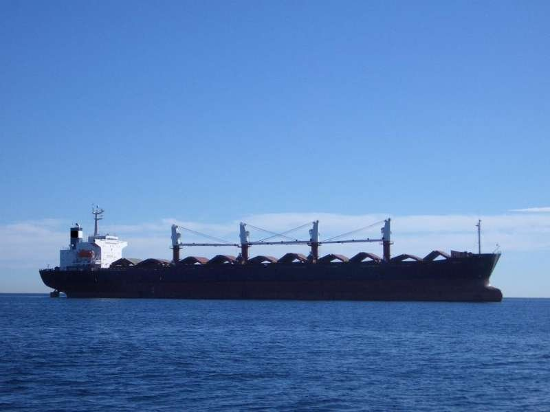 Custom Cargo Vessel