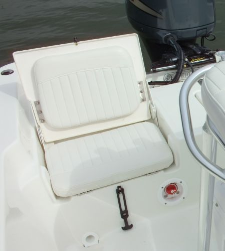 2015 Nautic Star 1910 Nautic Bay Rear Jump Seat