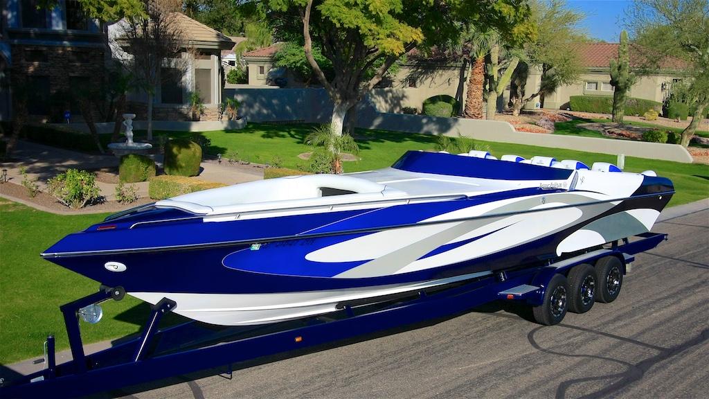 Kachina Boats Bolero