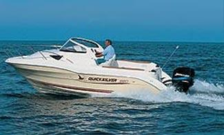 Quicksilver 620 Cruiser Manufacturer Provided Image: 620 Cruiser