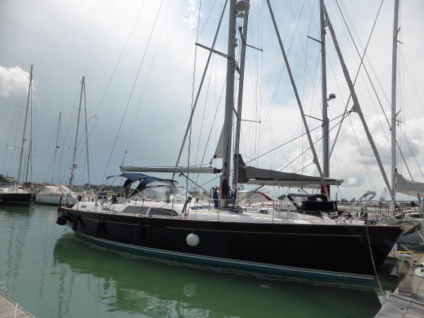 Princess Yachts Int. Moody 54 CC