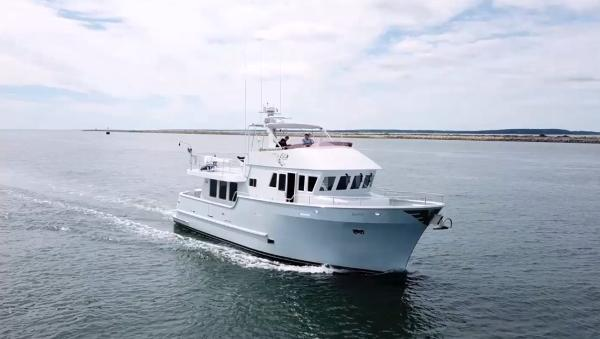 Northern Marine 5700 Expedition Trawler
