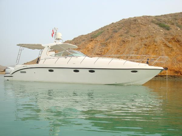 Gulf Craft ORYX 40 OPEN