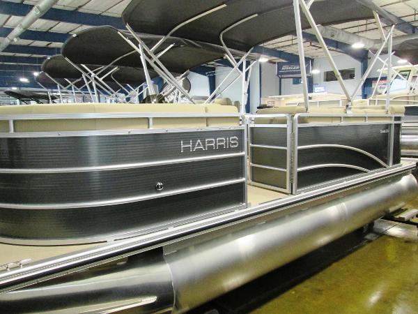 Harris Pontoons Cruiser 200