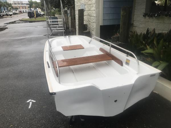 Boston Whaler Tender