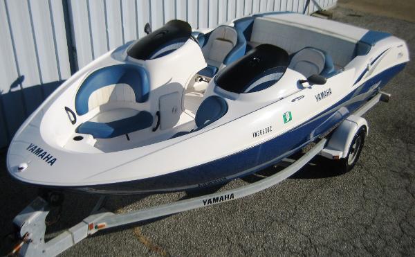 Yamaha Boats LX 210 Jet Boat