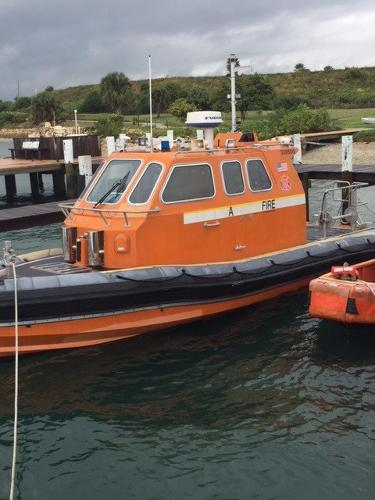 RIB Rigid Inflatable Rescue Boat