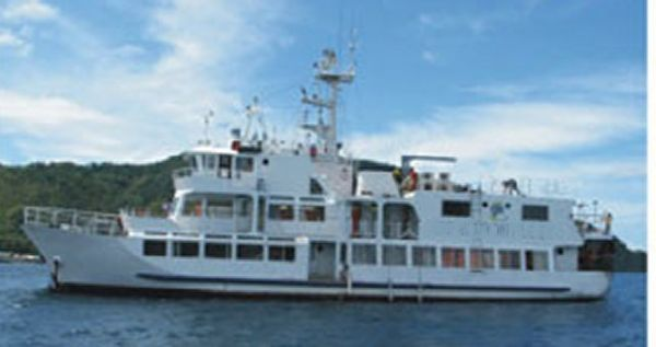 1986 27.55m Steel Fully Equipped Dive Cruiser /9 twin-sharing cabins