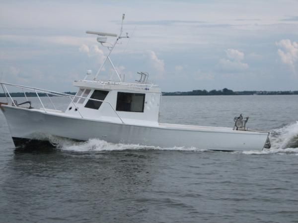 Custom Crab/ Fishing Vessel