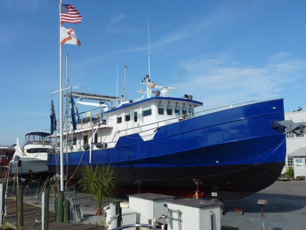 Custom Kolby  68 Trawler