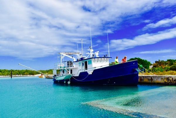 Custom STEEL 68 Trawler