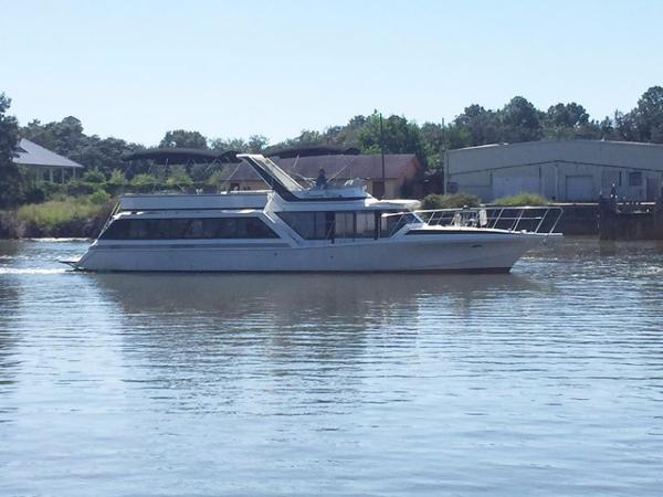 Blue Water Coastal Cruiser 55 Profile