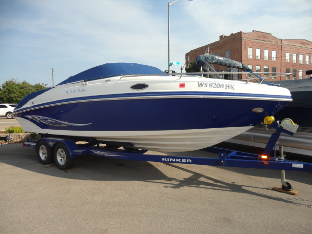 Rinker 246 Captiva CD