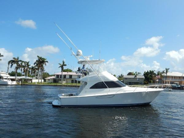 Viking 42 Convertible Driller