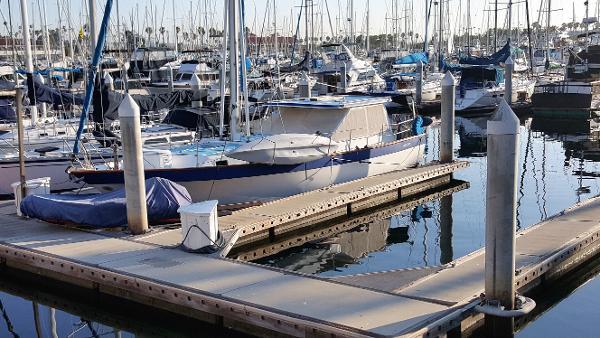 Lancer Yachts Motor Sailer