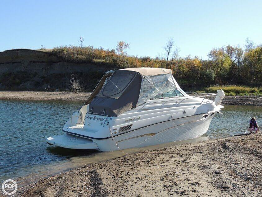 Crown Marine 268 CR 1999 Crownline 268 CR for sale in Mandan, ND