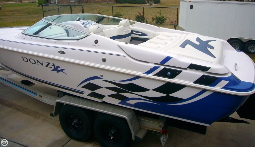 Donzi 26 Zx 2003 Donzi 26 for sale in Azle, TX