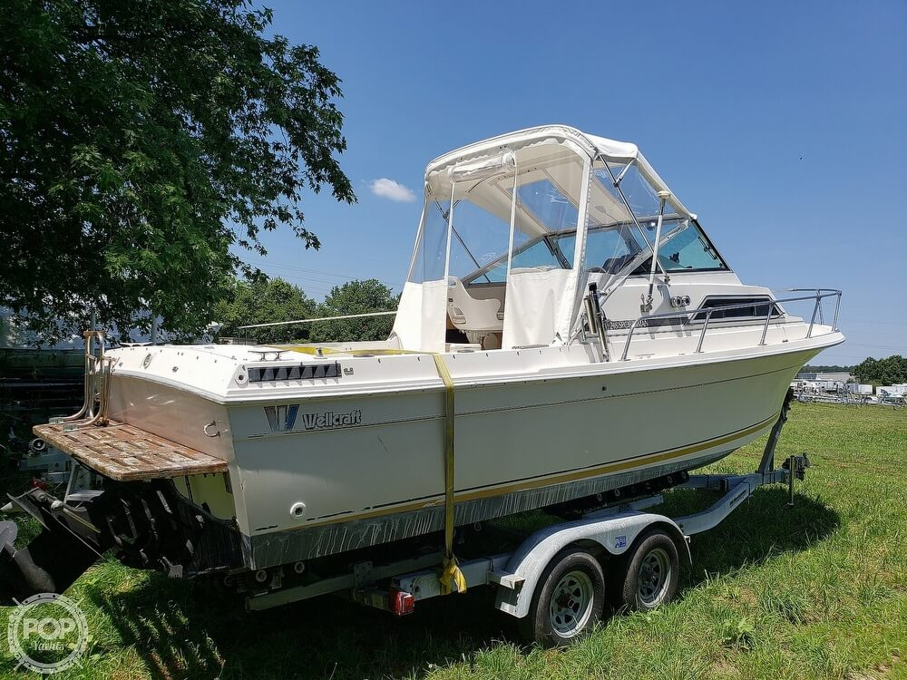 Wellcraft Sportsman 248 1981 Wellcraft 248 Sportsman for sale in Millsboro, DE