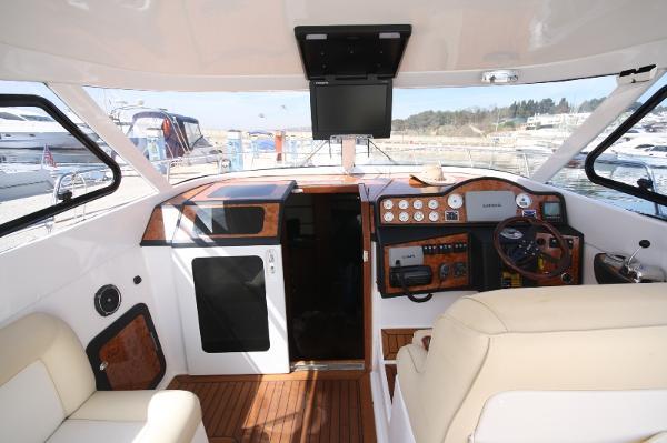 Custom 14 Meter Off shore Yacht Deck