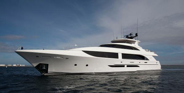 Westport 125' / 38 METER Profile