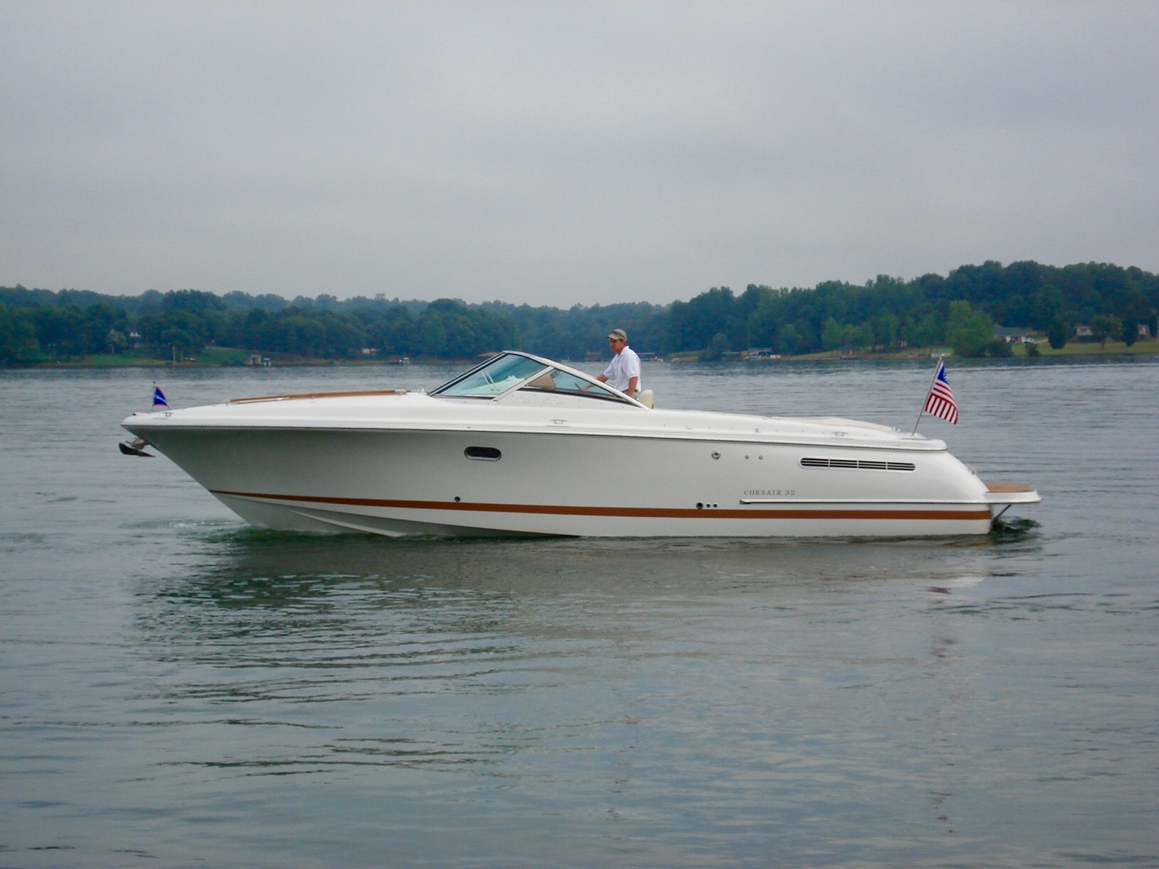Chris-Craft Corsair 33