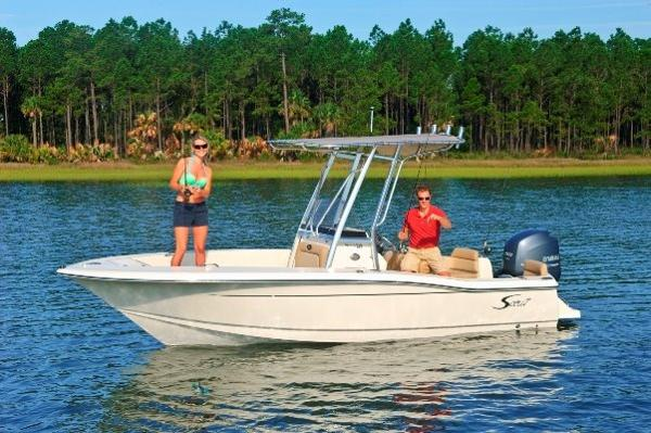 Scout 195 Sport fish