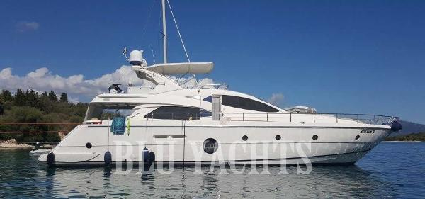 Aicon Yachts 64 Fly