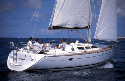 Jeanneau Sun Odyssey 40.3 Manufacturer Provided Image