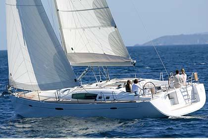 Beneteau 49 Manufacturer Provided Image