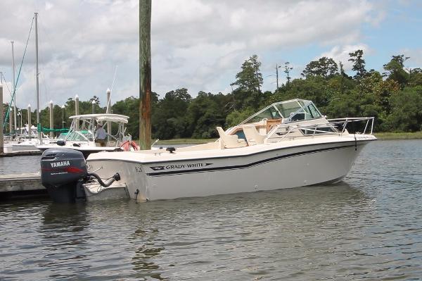 Grady-White 22 Seafarer Yamaha