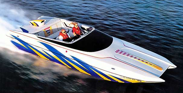 Advantage Boats 28 Sport Cat Manufacturer Provided Image