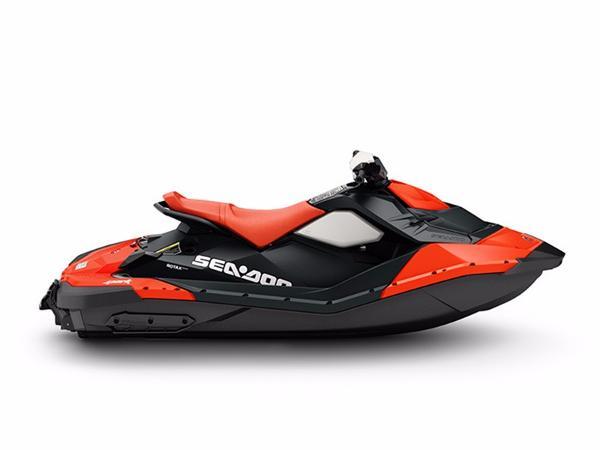 Sea-Doo Spark 2-Up Rotax 900 HO ACE iBR & Convenience Pkg Plus