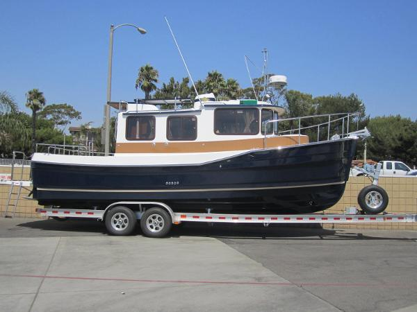 RANGER 27 on Trailer