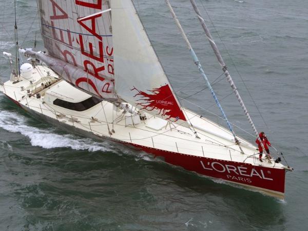 26 M Aluminum Circumnavigator  Record Breaker
