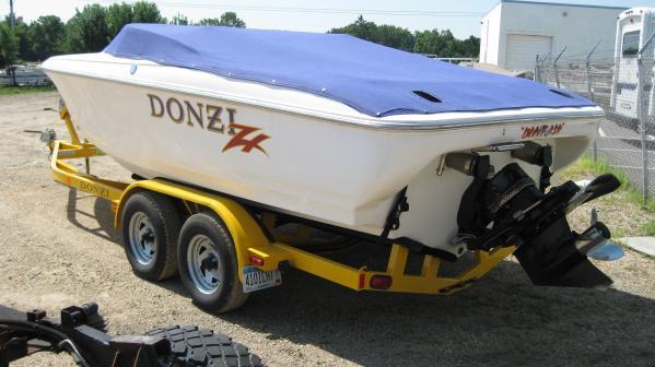 Donzi 22 Zx