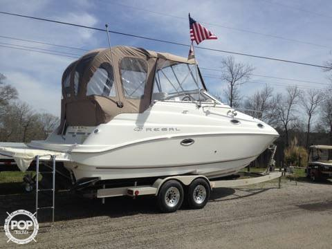 Regal 2665 Commodore 2003 Regal 2665 Commodore for sale in Gulf Shores, AL