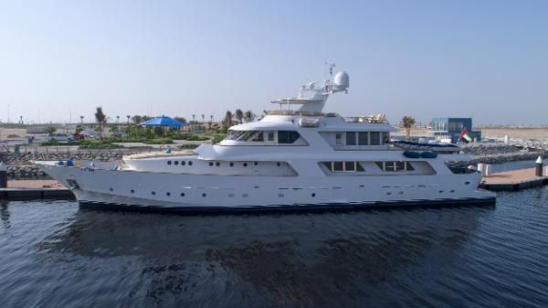 CRN Family Yacht