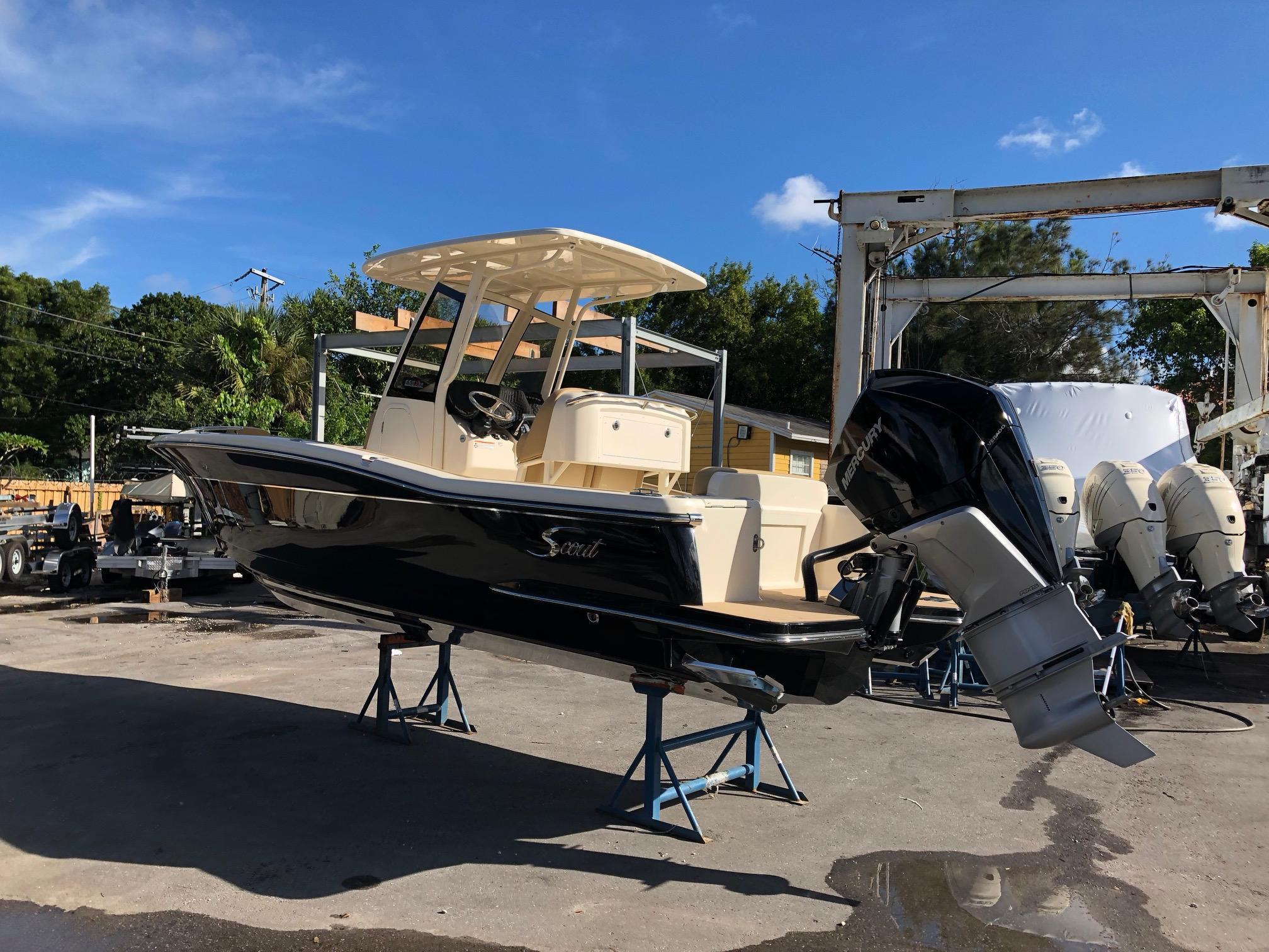 Scout 235 XSF Scout 235 XSF 2020 - Seven Seas Yacht Sales
