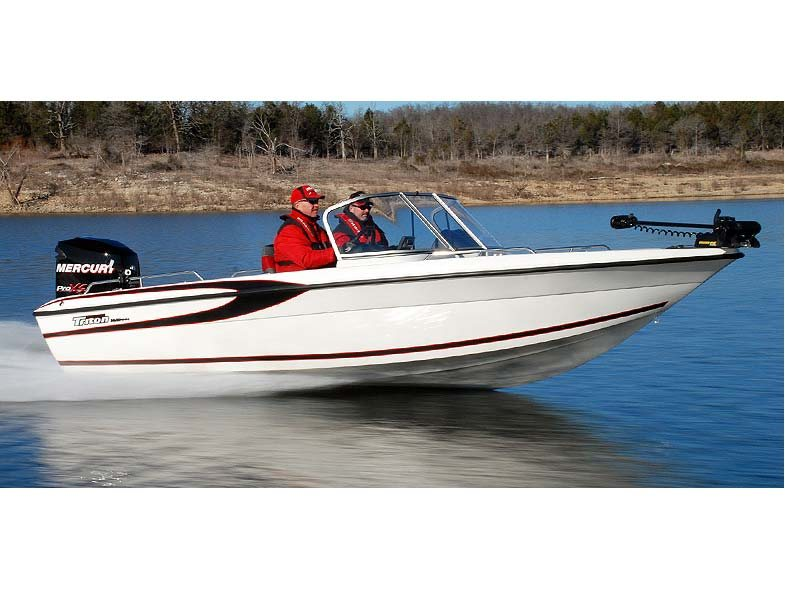 TRITON BOATS 186 FISHUNTER