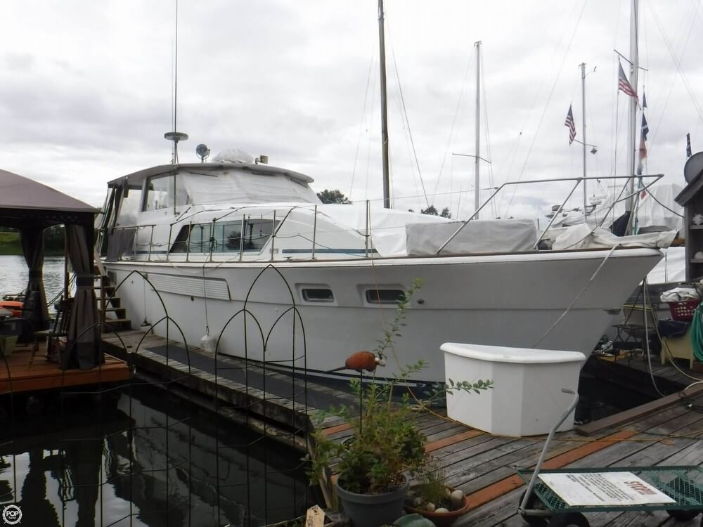 Chris-Craft 45 Commander MY 1972 Chris-Craft 45 Commander MY for sale in Scappoose, OR