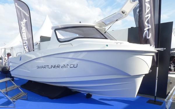 Smartliner Cuddy 22 CU 2020 Cuddy 22