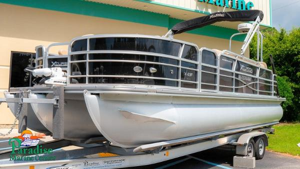 Xcursion Pontoons X-23F